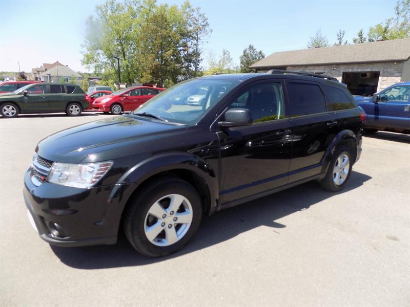 Dodge Journey 2012 SXT #AD3645