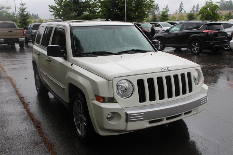 2008 Jeep Patriot 4WD 4dr Limited #11212A