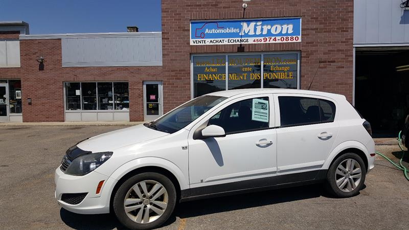 Saturn Astra 2008 FWD 5dr HB XE #1231116