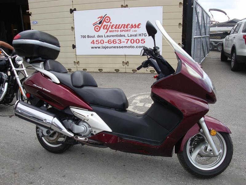 SCOOTER HONDA SILVER WING 600 2009