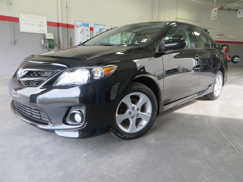 Toyota Corolla 2011 S Gr:A *AUTOMATIQUE* #U7550A