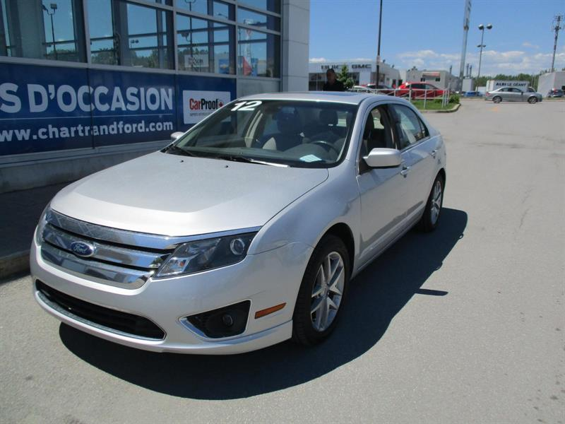 Ford Fusion 2012 2.5 SEL #1704651