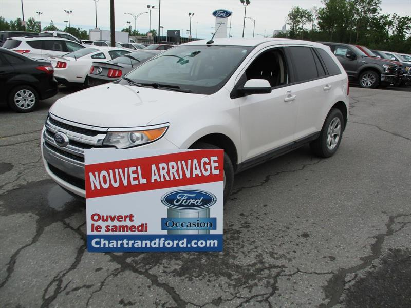 2013 Ford EDGE Limited AWD #1716171