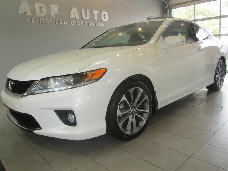 Honda Accord Cpe 2013 V6 EX-L NAVIGATION #4189