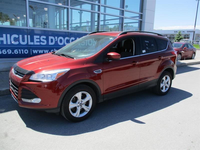 2015 Ford Escape SE 4WD #61936