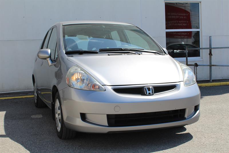 Honda FIT 2007 5dr HB MT LX #H0542A