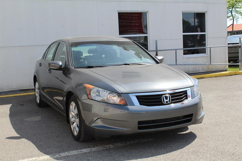 Honda Accord Sedan 2010 4dr I4 Auto EX #U1135