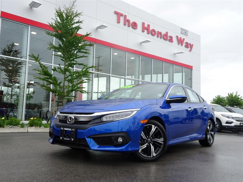2016 Honda Civic Sedan Touring #P5007