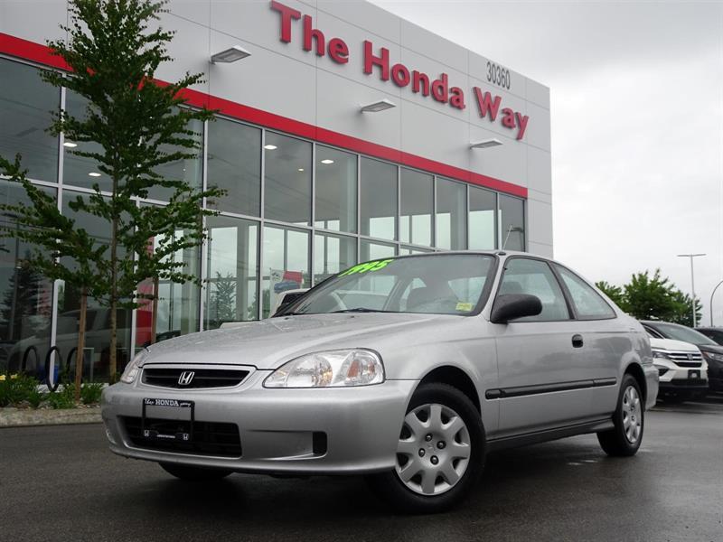 2000 Honda Civic 2-dr SE #P5006