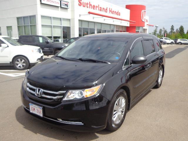 2014 Honda Odyssey 4dr Wgn LX #EB504609A
