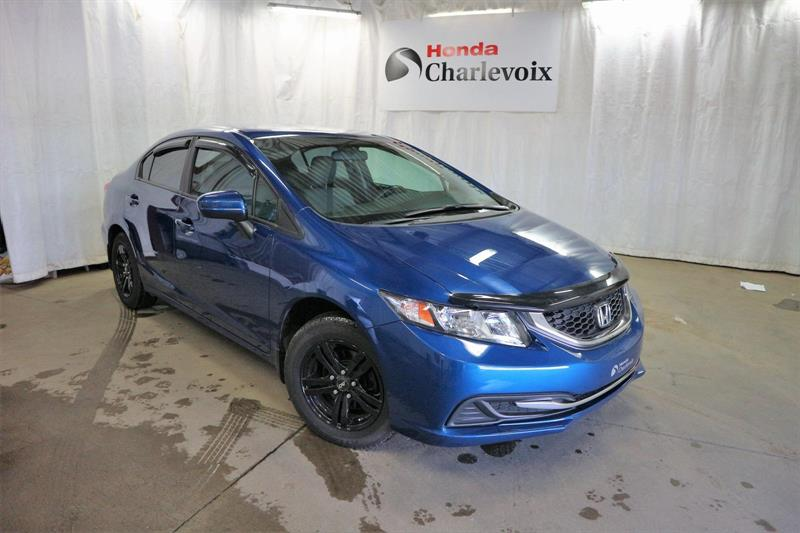 Honda Civic Sedan 2014 LX #C2499A