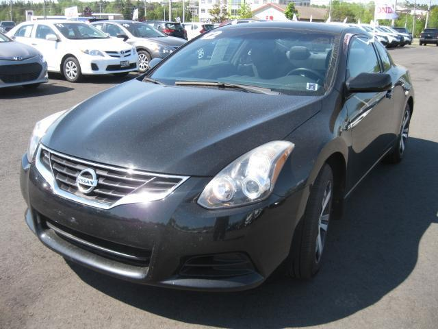 2012 Nissan Altima Coupe 2.5 S #G273A