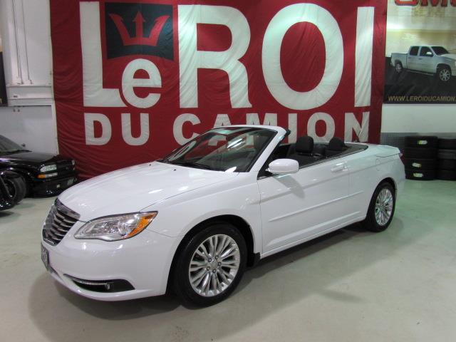 Chrysler 200 2013 TOURING CONVERTIBLE V6 #A5269