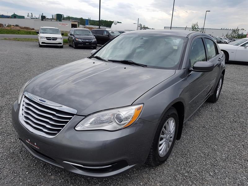Chrysler 200 2012 LX #U0154