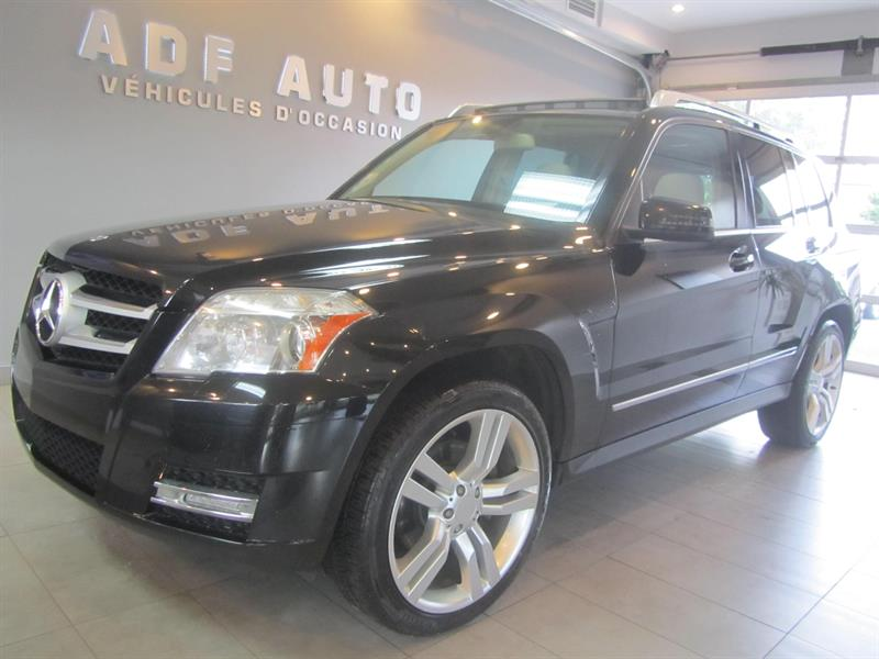 Mercedes-Benz GLK-Class 2011 GLK 350 4MATIC AMG PACKAGE #4183