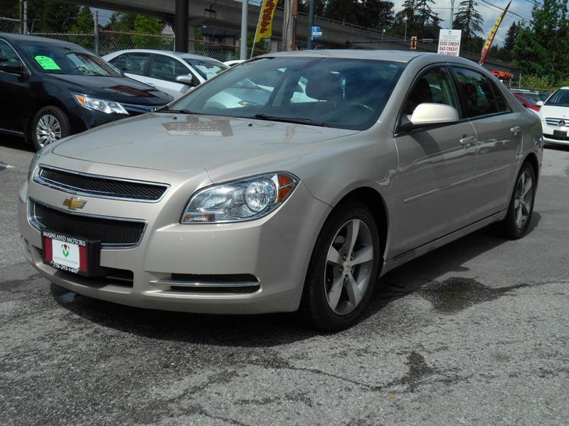 2011 Chevrolet Malibu LT Platinum Edition #WC2061
