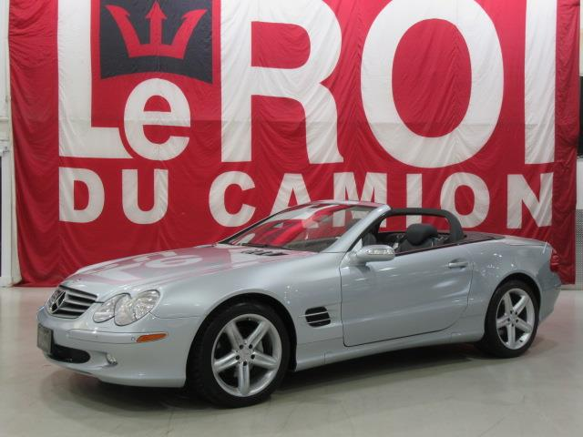 Mercedes-Benz SL500 2005 ROADSTER SL500 V8 #AA501
