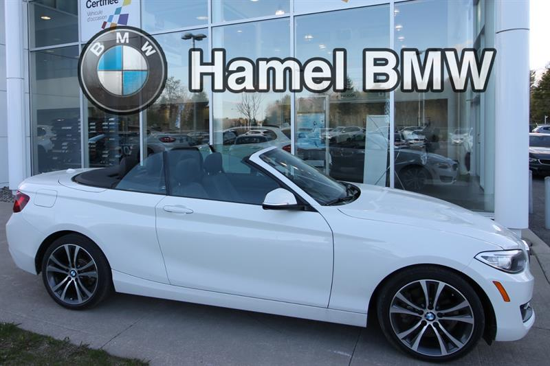 BMW 2 Series 2015 2dr Conv 228i xDrive AWD #c17-013