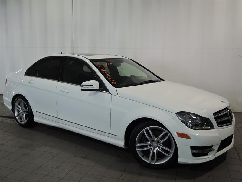 Mercedes-Benz C300 2014 4MATIC Sedan CERTIFIÉ #U17-105