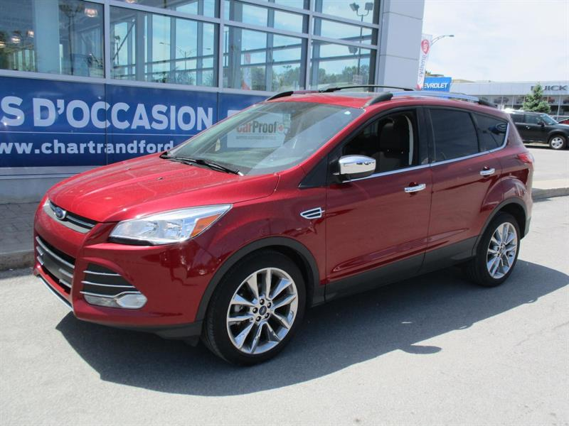 2014 Ford Escape SE FWD #62357