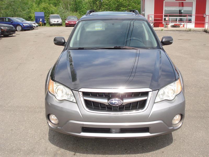 Subaru Outback-Legacy 2009