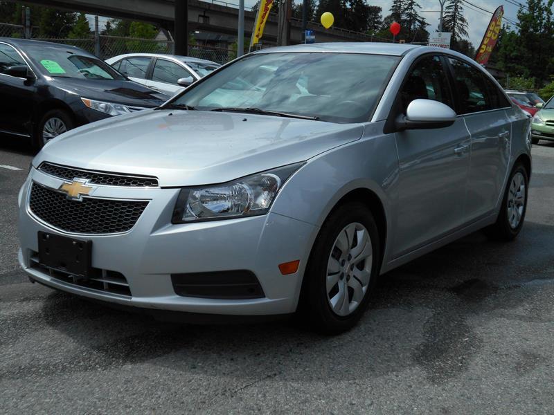 2014 Chevrolet Cruze 1LT #NG4613
