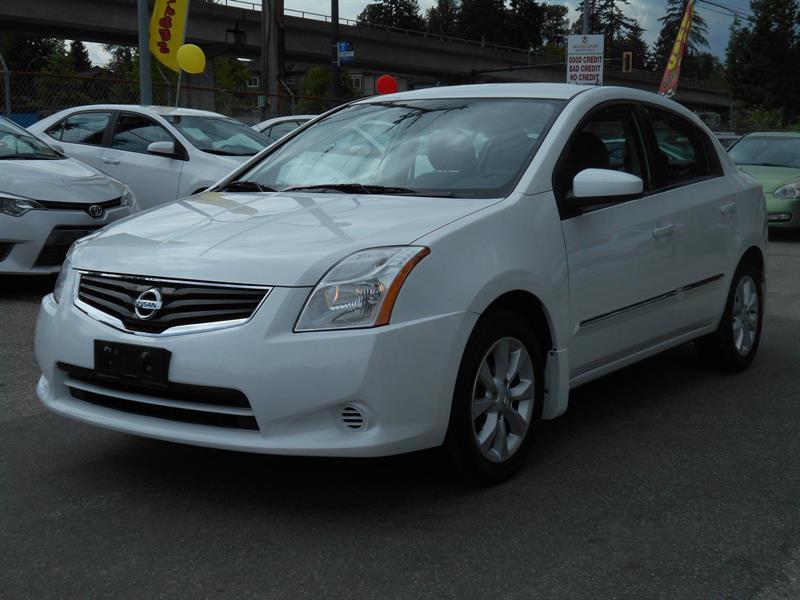 2011 Nissan Sentra AUTOMATIC #NG7467