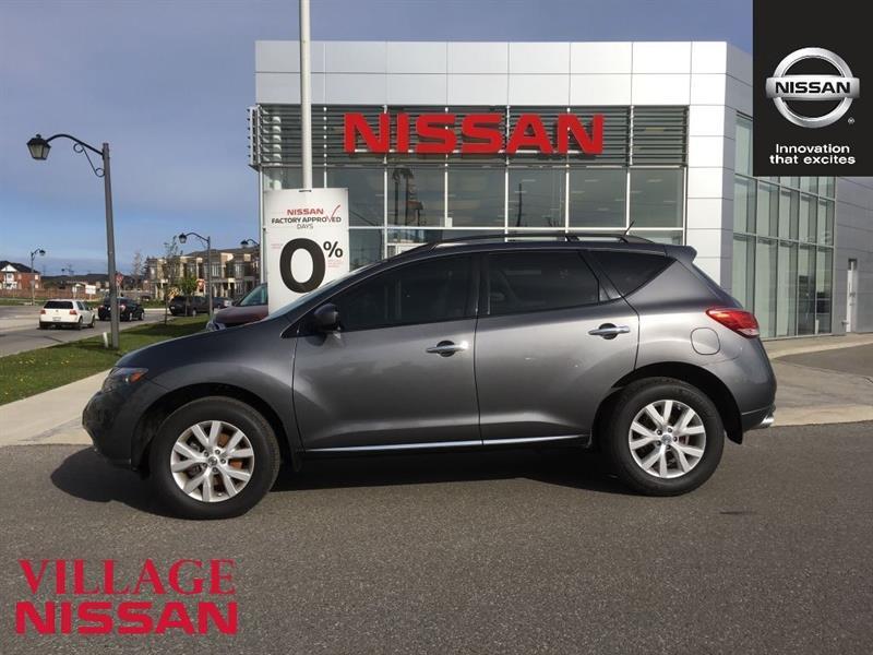 2013 Nissan Murano SL #70079A