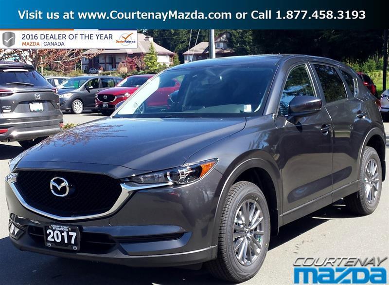 2017 Mazda CX-5 GS #17CX50383