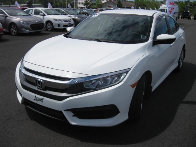 2016 Honda Civic Sedan LX #G575B