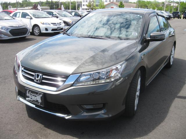 2014 Honda Accord Sedan Touring #H036T3