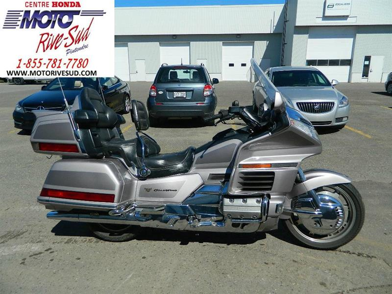 Honda GL 1500 GOLDWING SE 1998