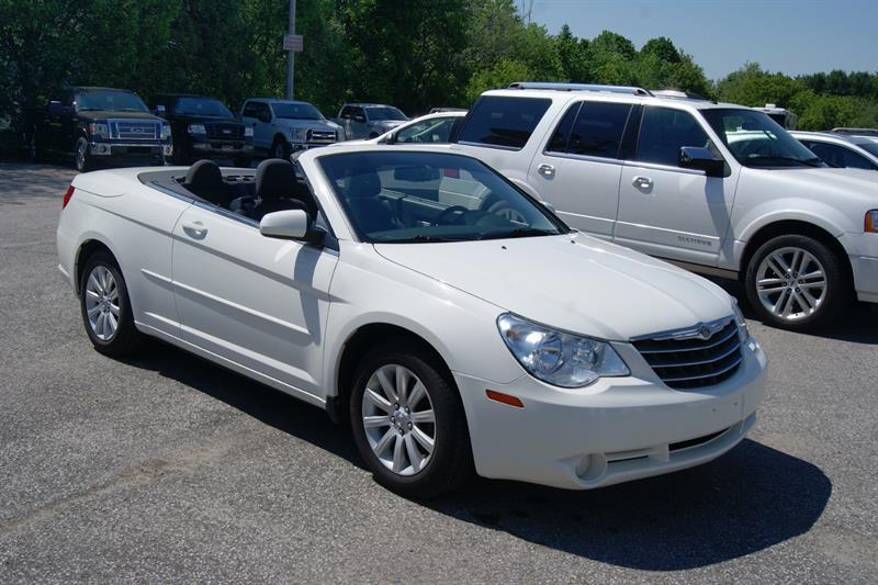 Chrysler Sebring Convertible 2010 Touring #Accomodation (LL)