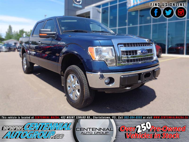 2013 Ford F-150 4WD SuperCrew #U999999