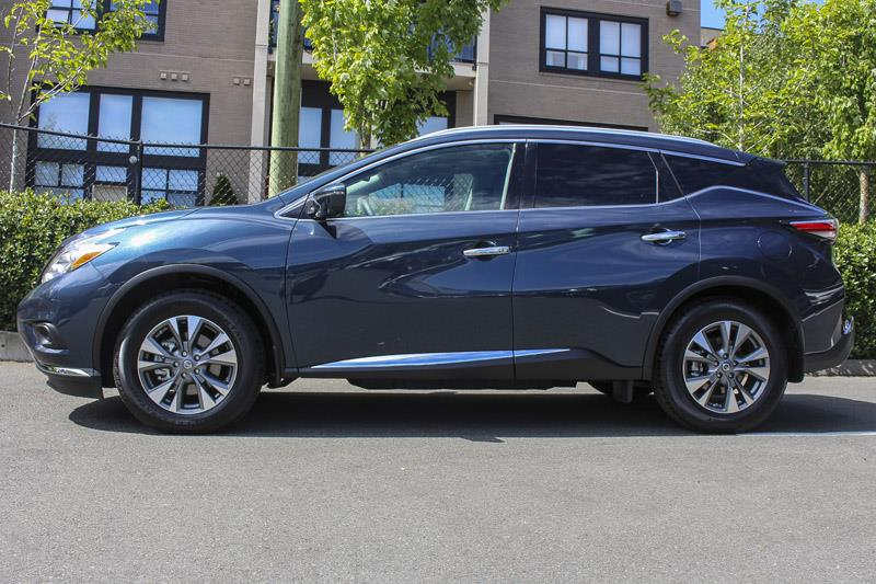 2017 nissan murano sl awd demonstrator for sale in victoria at campus nissan. Black Bedroom Furniture Sets. Home Design Ideas
