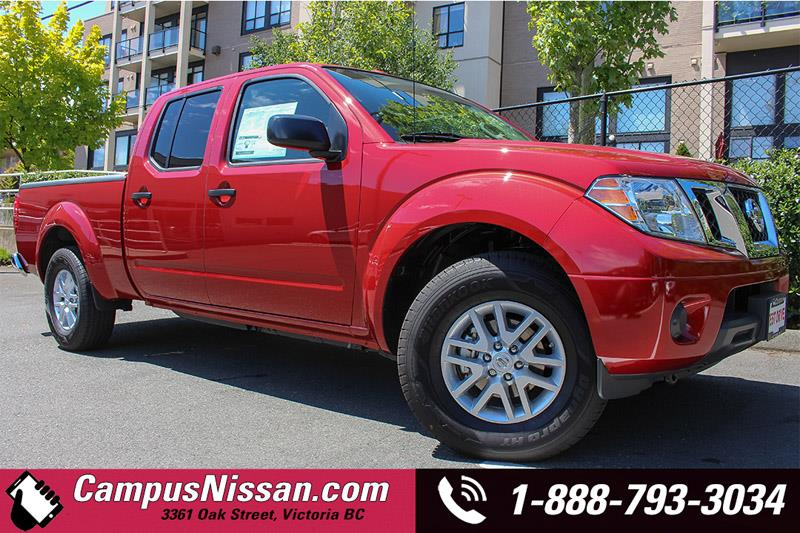 2017 Nissan Frontier 4WD Crew Cab SV #7-T306