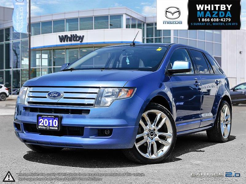 2010 Ford EDGE 4dr Sport AWD #170405A
