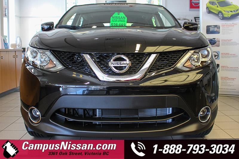 2017 Nissan QASHQAI SV SV AWD #7-X493