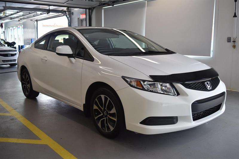 Honda Civic Coupe 2013 EX #70299A