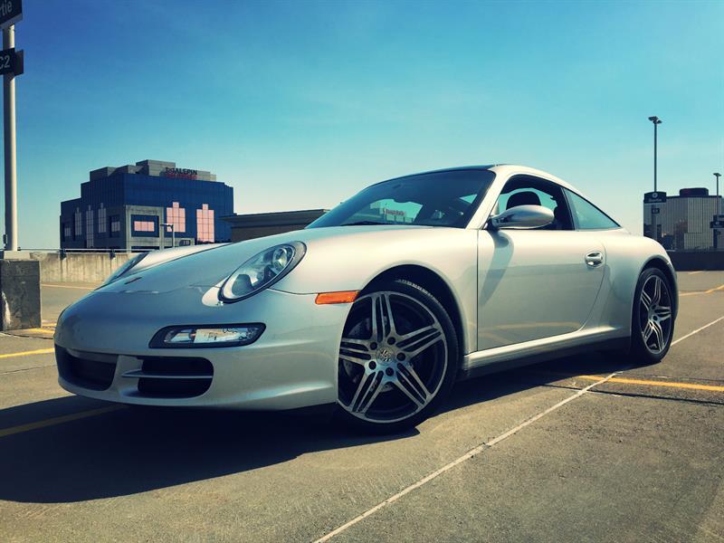Porsche 911 2008 Targa 4 ** Toit panoramique **  #3383
