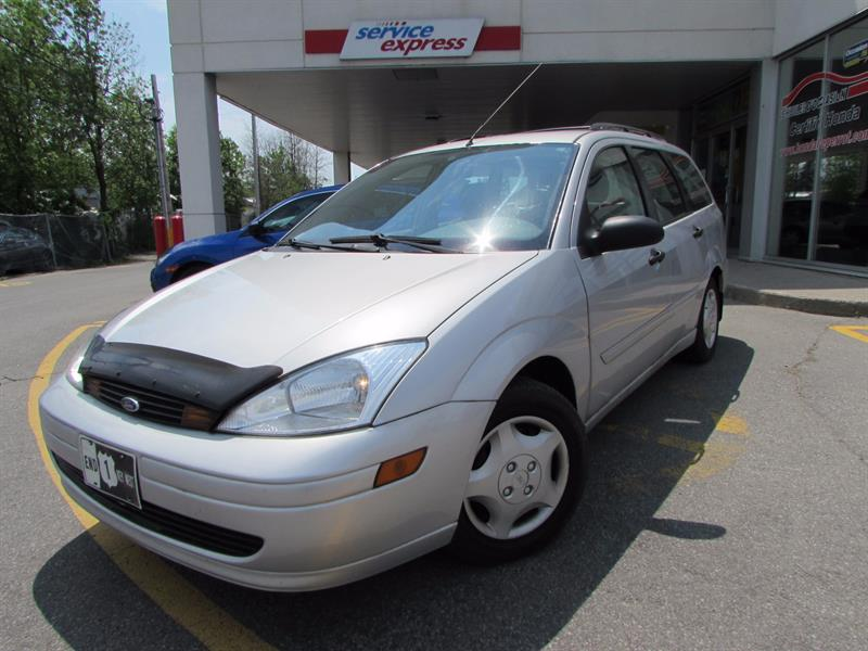 Ford Focus 2002 4dr Wgn SE 8 PNEUS #43607-1