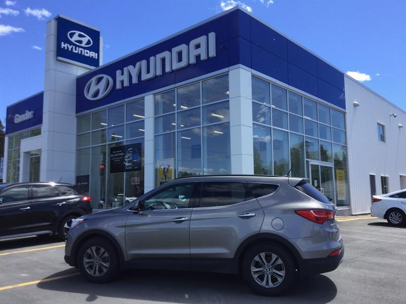 2014 Hyundai Santa Fe Sport FWD 4dr 2.4L Premium #FE7128A