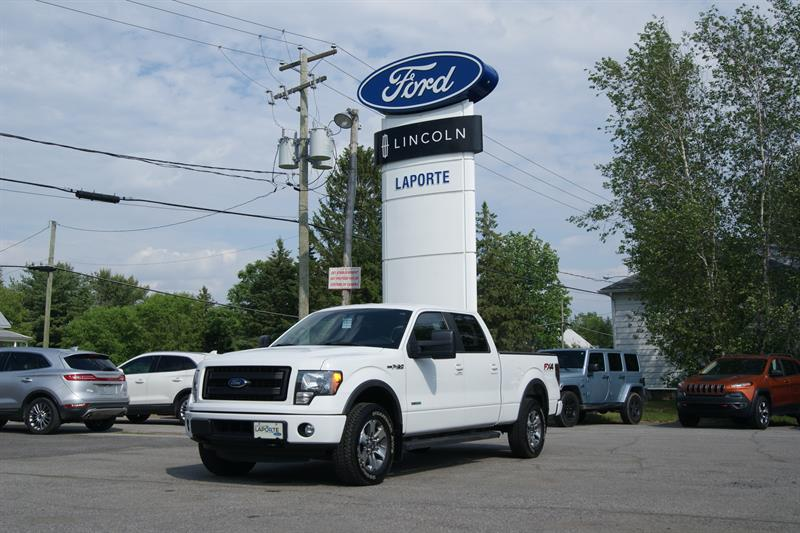 Ford F-150 2014 FX4 #17676A