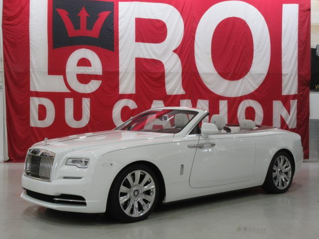 Rolls-Royce Dawn 2016 6.6 V12 Twin Turbo 21'' wheels #A6180