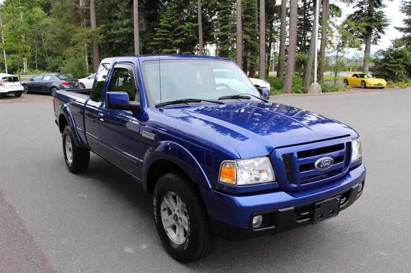 2006 Ford Ranger 4dr Supercab 126 WB 4WD #11185A