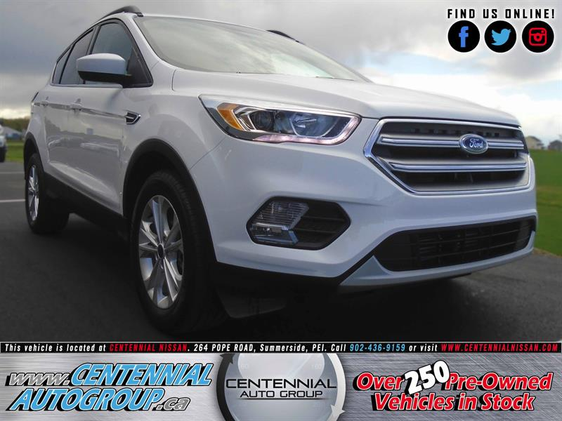 2017 Ford Escape SE #S17-016A