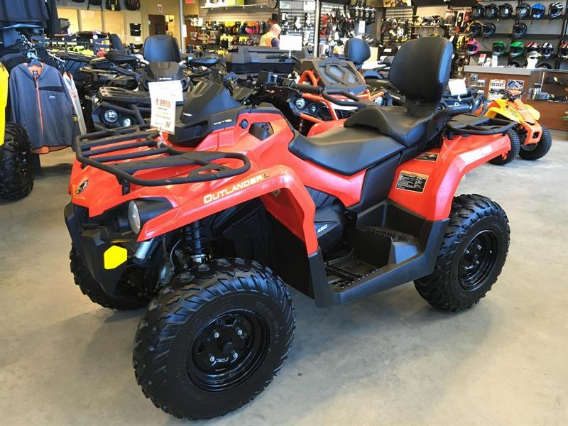 Can-am OUTLANDER MAX 450 L 2016