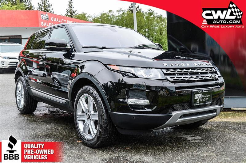 2013 Land Rover Range Rover Evoque 5dr HB Pure Plus #CWL7799M
