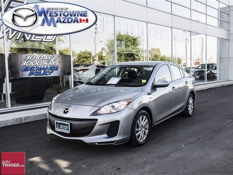 2013 Mazda 3 MAZDA3