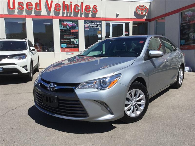 2015 Toyota Camry LE - BACK UP CAM / BLUETOOTH / CRUISE #C6440